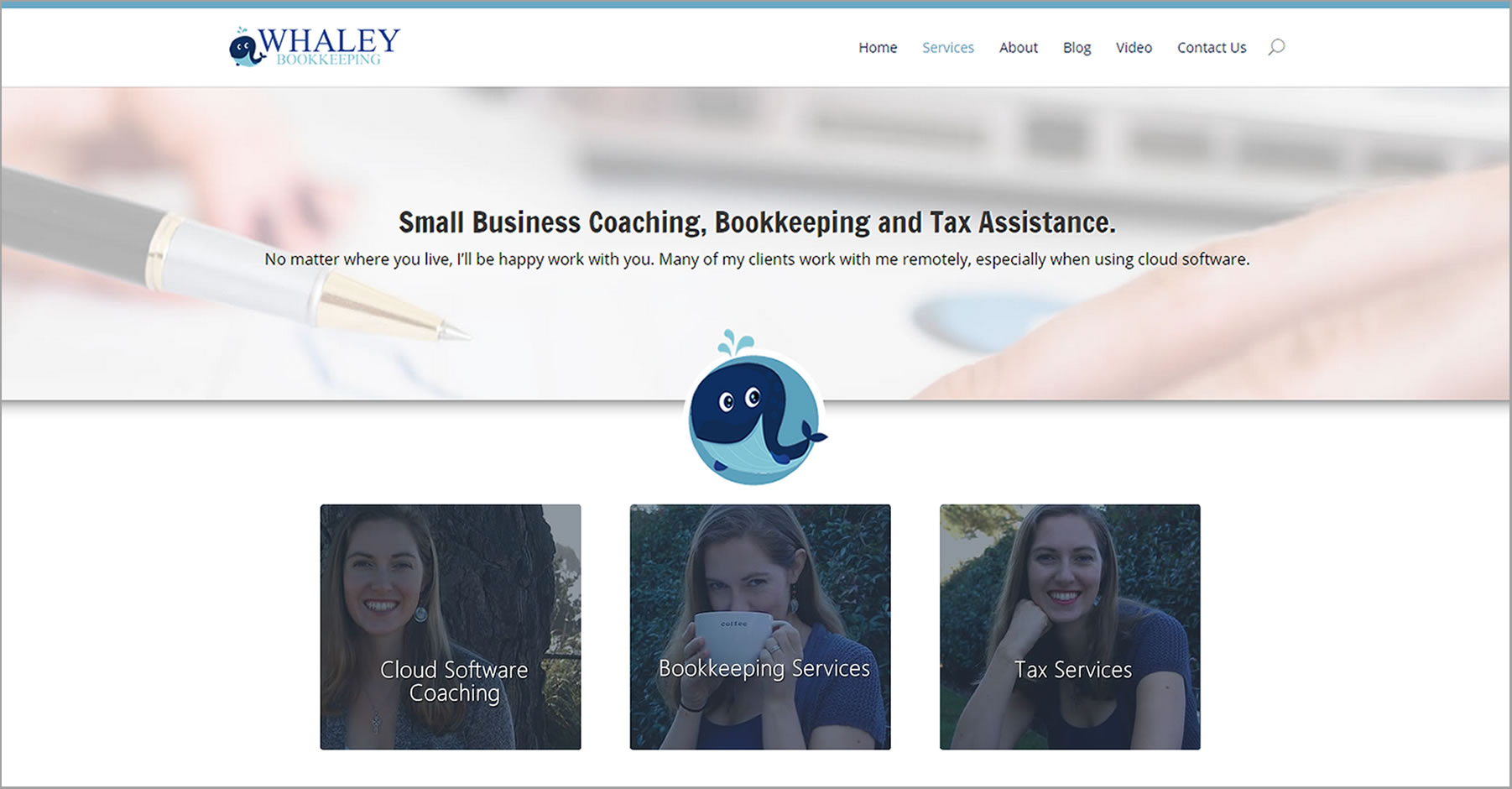 Whaley Bookkeeping
