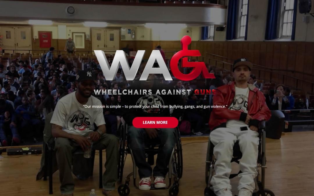 Wheelchairs  Against Guns