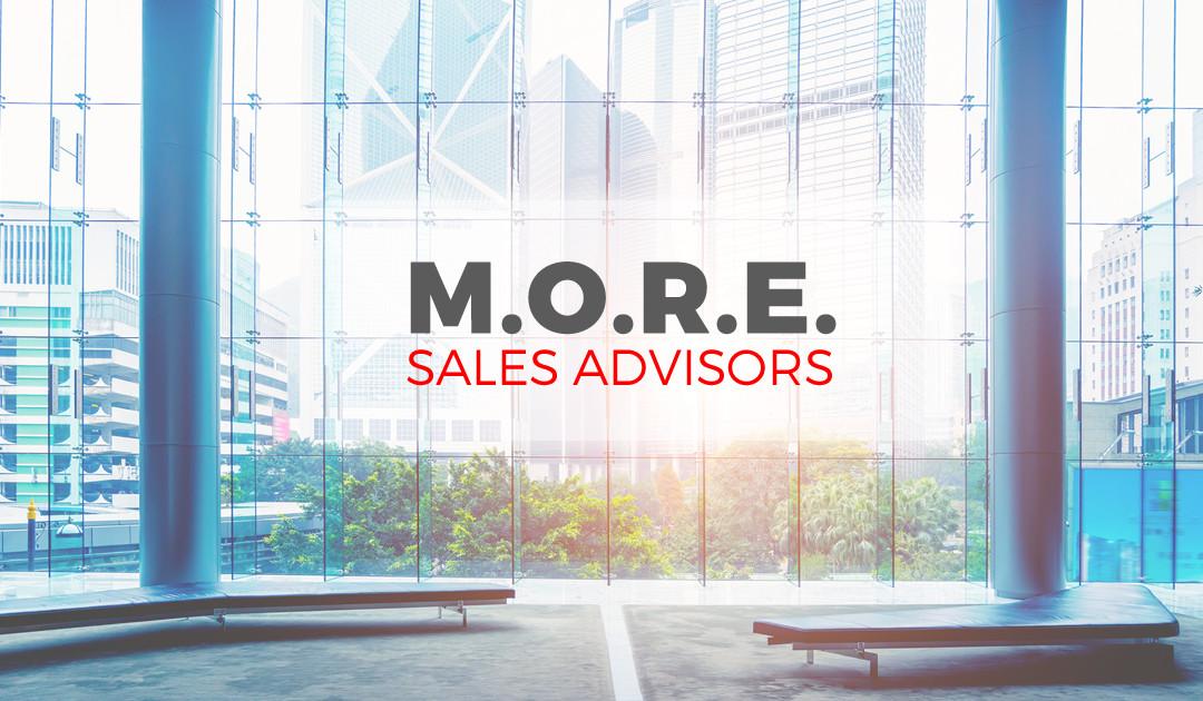 MORE Sales Advisors