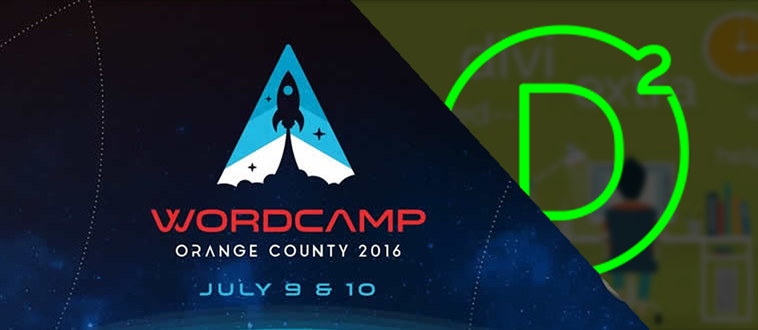 Divi Meetup at WordCamp Orange County 2016