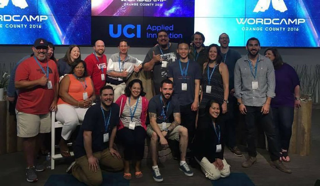 The 1st International Divi Meet-Up at WordCamp Orange County 2016 Recap