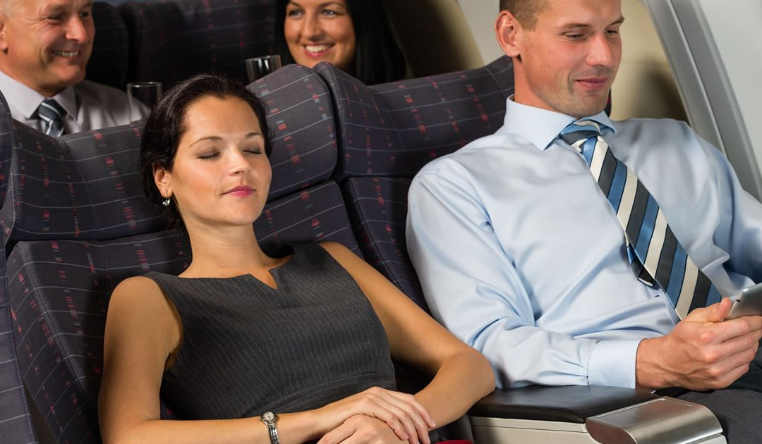 Tips for Staying Healthy on your Business Trips