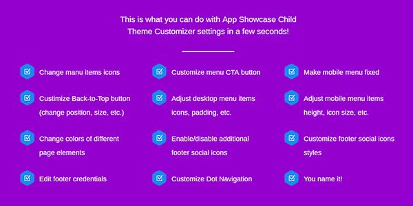 App-Showcase-Customizer-Settings
