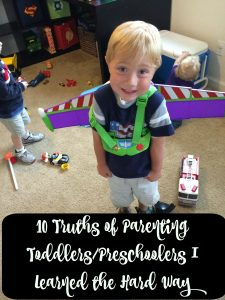 10-parenting-hacks for Toddlers and Preschoolers #toddlers