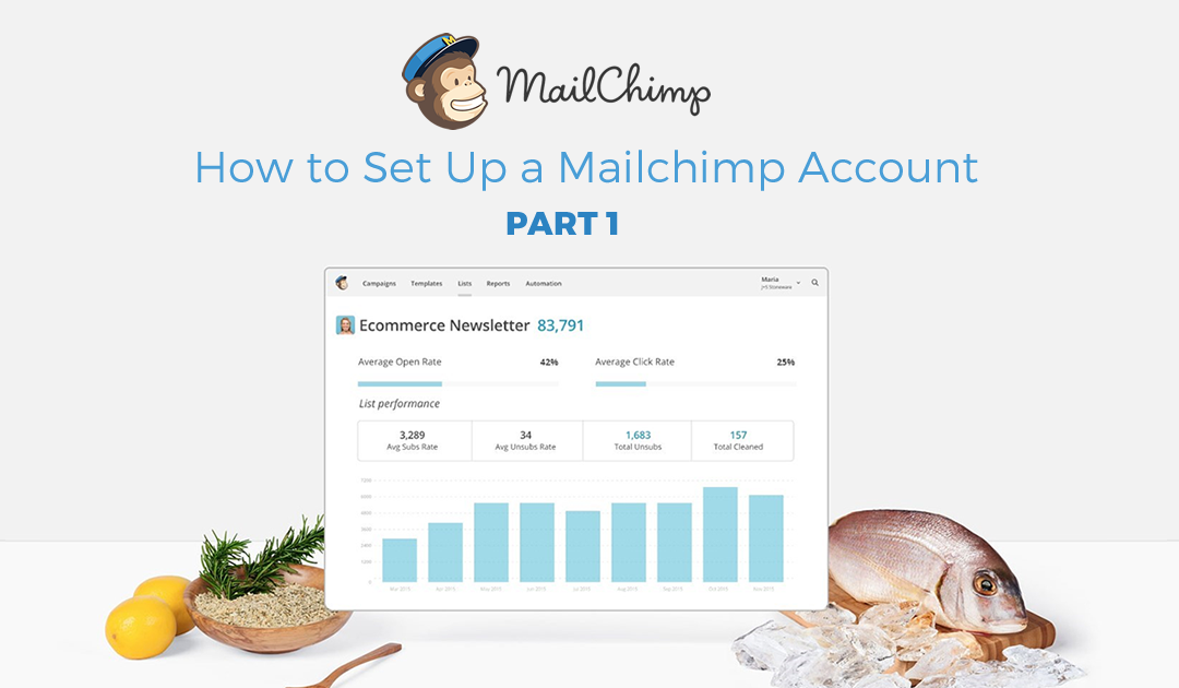 How to Set Up a Mailchimp Account