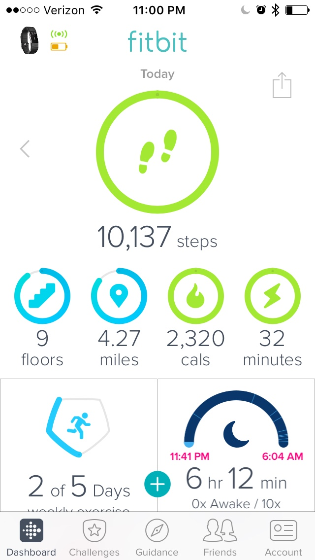 Why I Finally Caved And Bought A Fitbit And What Exactly