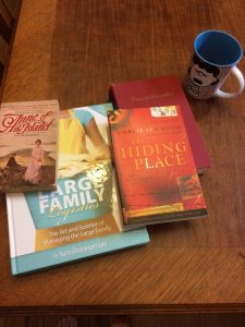 5 books that I go back to over and over again