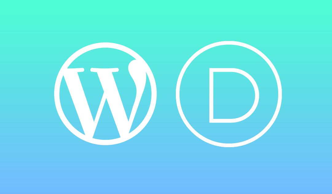 WordPress and the Divi Theme