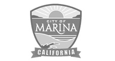 logos - city of marina