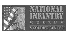 logos - national infantry