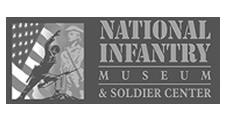 logos - national infantry