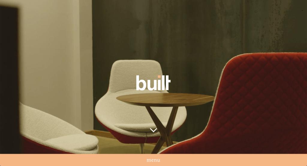 Built Website