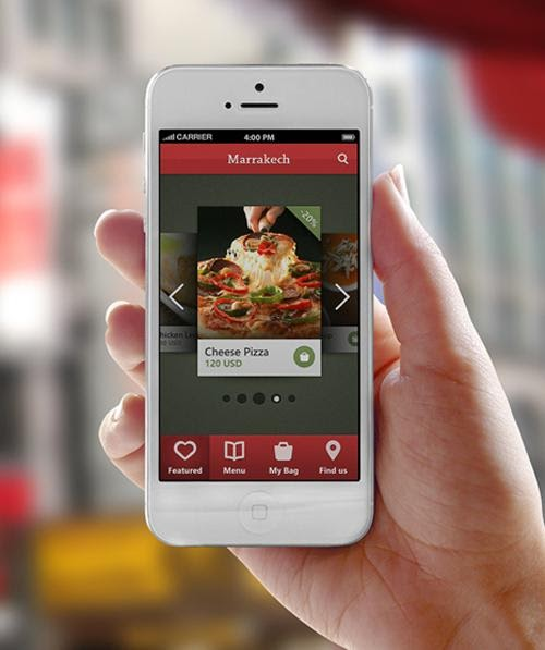 How Restaurant Can Benefit from a Mobile App