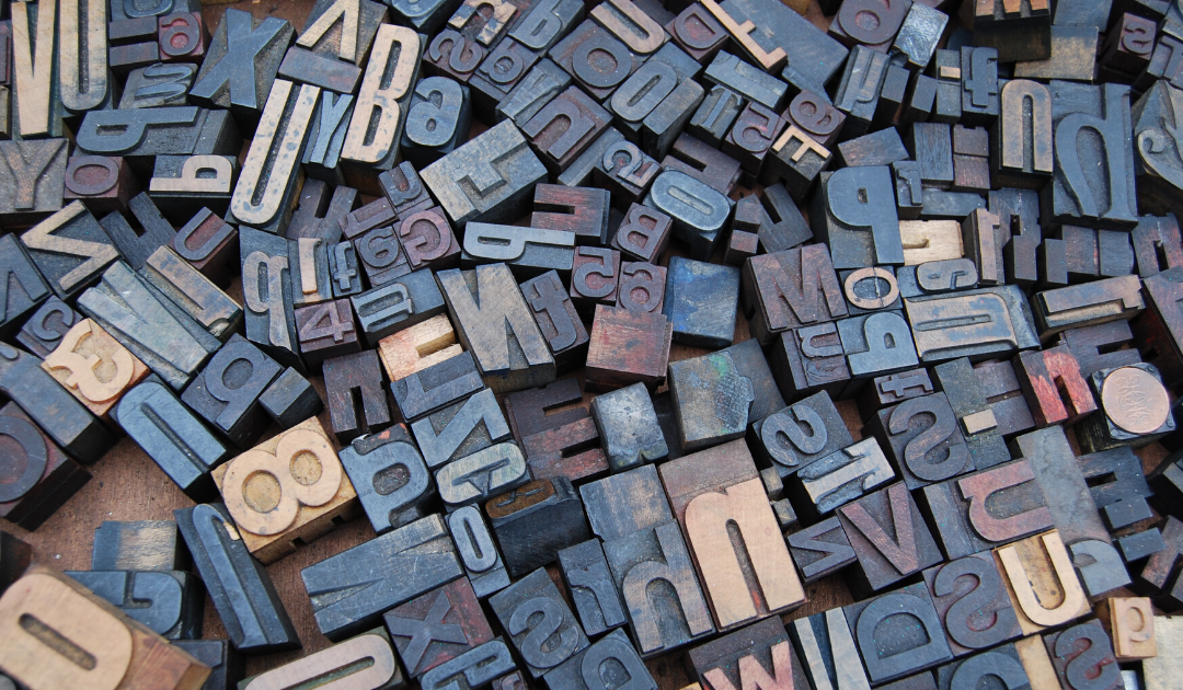 Typography Terms: The Ultimate Guide