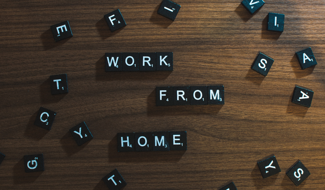 4 Tips for Staying Healthy While Working from Home